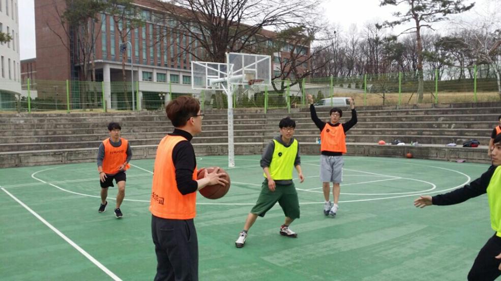 2015 전약협 체육대회 예선에서 아쉽게 탈락